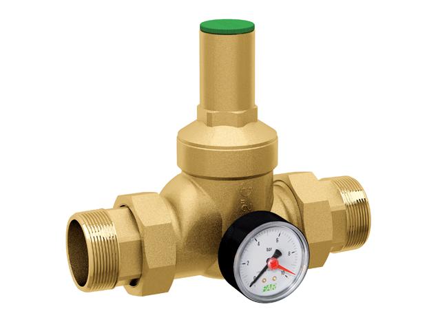 brass pressure reducing valve for domestic services. Black Bedroom Furniture Sets. Home Design Ideas